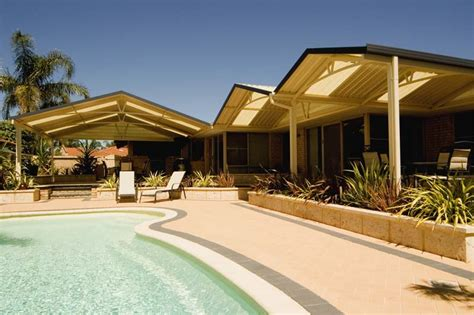 best gable patios in perth home extensions gable roofing