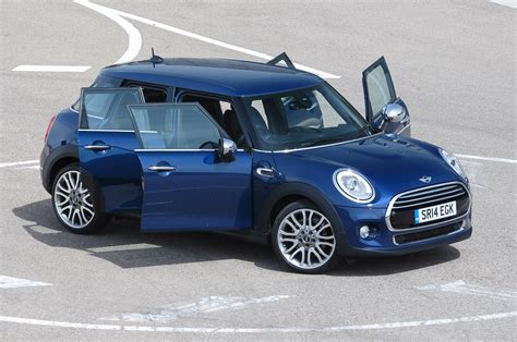 2015 Mini Cooper Hardtop 4 Door by 2015 Mini Cooper Hardtop 4 Door Front Side View Doors Open