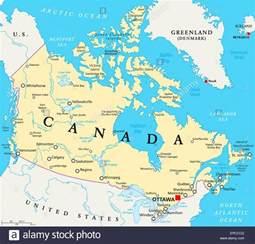 ottawa on canada map canada political map with capital ottawa national borders