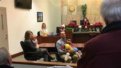 17th Circuit Court Search 39 Get Families During Kent County Adoption Day Woodtv