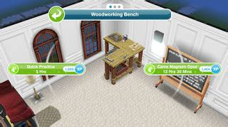 woodworking hobby  sims freeplay freeplay guide