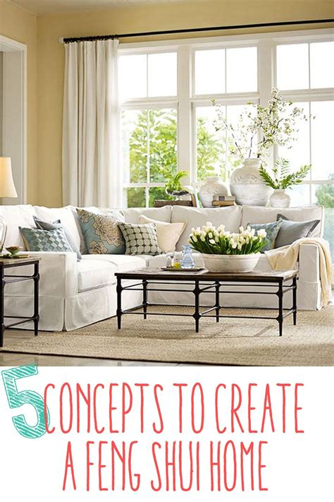 Feng Shui Curtain Colors Living Room - 5 concepts to create a feng shui home non confusing