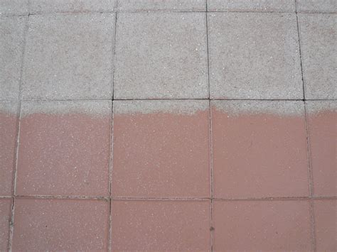 Painting A Concrete Patio To Look Like Tile 187 Design And Ideas Can You Paint Patio Pavers