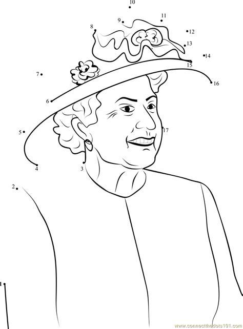 dot to dot printables uk queen elizabeth london dot to dot printable worksheet