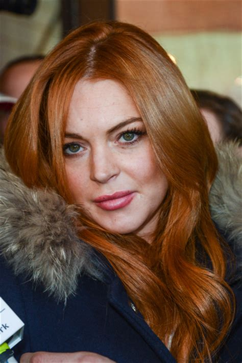 Lindsay Lohan Is Committed To Rehab by Lindsay Lohan Admits To Relapse After Rehab