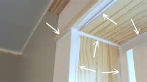 installing blinds on trim how to install window door trim ge caulk
