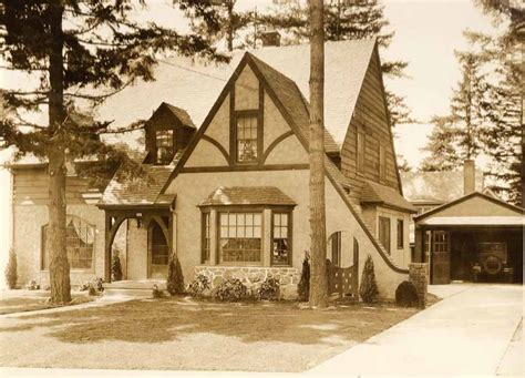 tudor style cottage alameda old house history