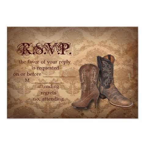 Cowboy Wedding Invitations by 2 000 Cowboy Wedding Invitations Cowboy Wedding