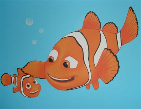 Nemo Bathroom Inspire Murals Finding Nemo