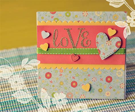 Beautiful Handmade Cards For Boyfriend - 25 happy valentine s day cards lovely ideas for