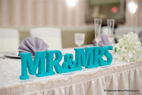 Turquoise and Yellow, a Bicycle, and DIY Wedding Decor   Sterling Ballroom, Eatontown NJ