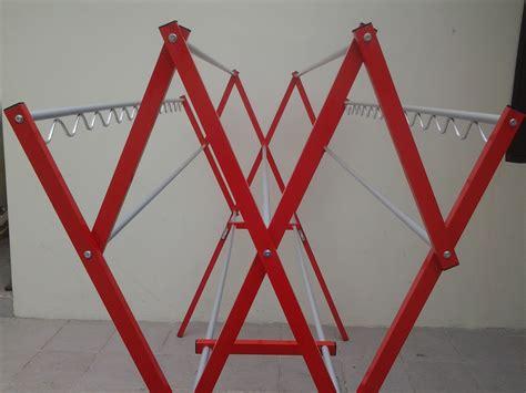membuat jemuran baju dari aluminium jual jemuran baju aluminium 165 cm dapur ekonomis
