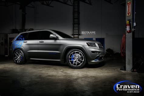 srt jeep custom jeep grand cherokee srt strasse wheelsstrasse wheels