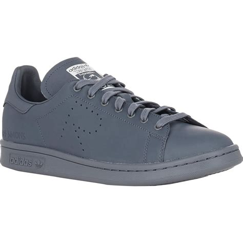 stan smith sneaker adidas by raf simons stan smith sneakers in gray for