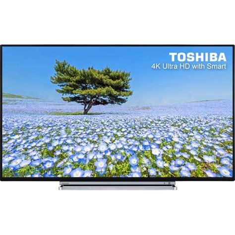 Tv Toshiba Ultra 4k toshiba 55u6763db 55 inch smart led tv 4k ultra hd freeview hd 4 hdmi new 5055862313121 ebay