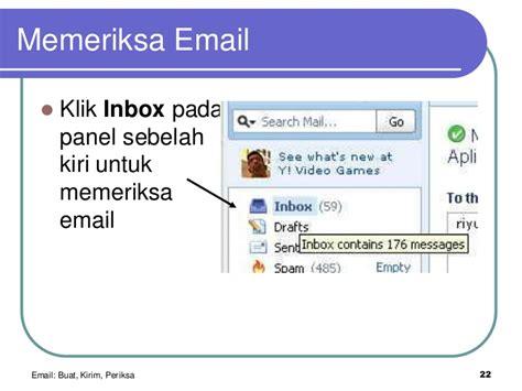 etika membuat email tik membuat email lengkap