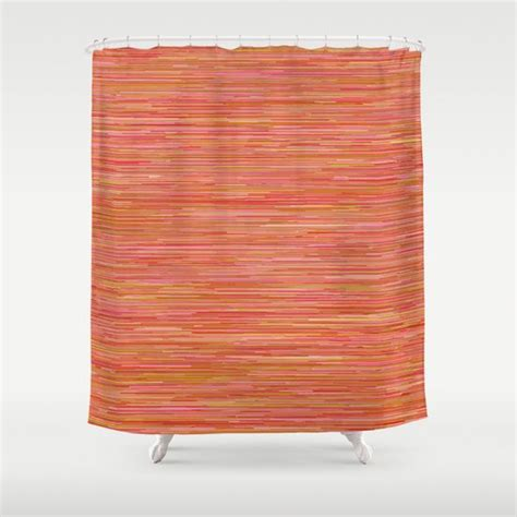 tangerine shower curtain 1000 images about tangerine shower curtain tangerine