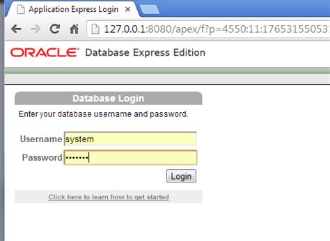 tutorial oracle 11g express edition tutorial for how to get started to learn oracle learn