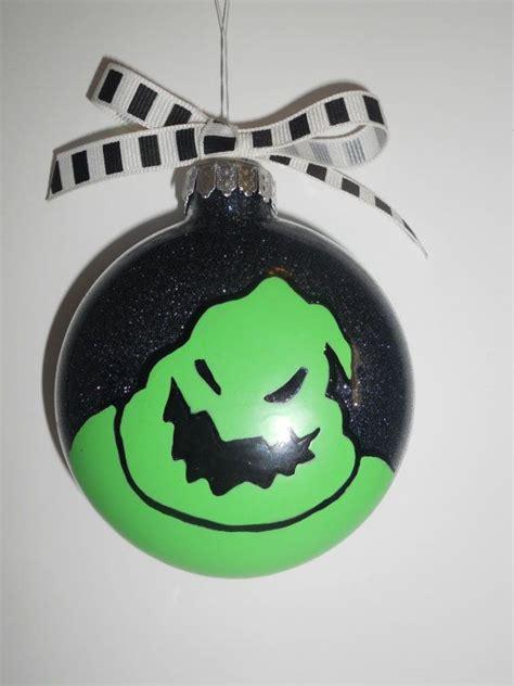 oogie boogie christmas ornament   halloween