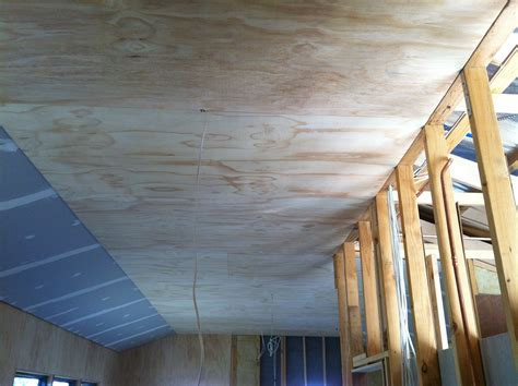 Sand Paint Ceiling by Putting Up The Ceiling 60k House
