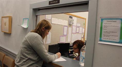 registrar s office