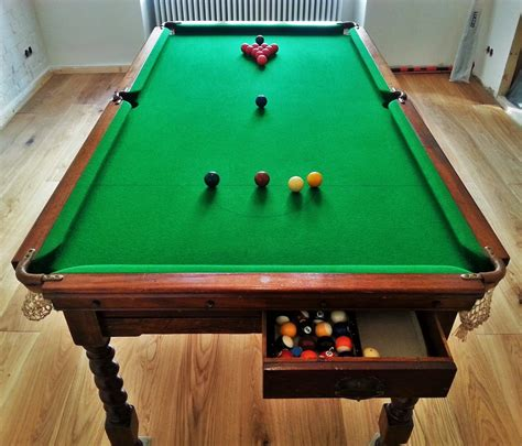 6ft pool tables for sale for sale antique jelks 6ft x 3ft billiard