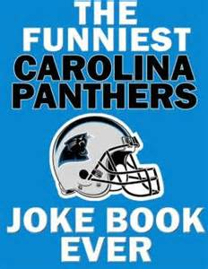 Barnes And Noble Reading Light The Funniest Carolina Panthers Joke Book Ever By Robby