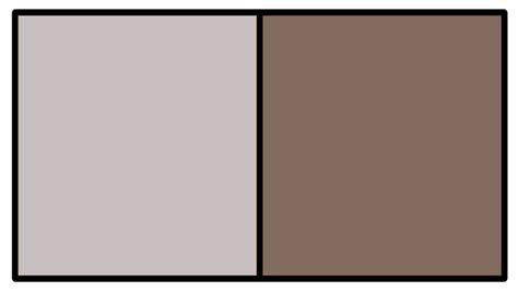 perpaduan untuk membuat warna coklat contoh 2 kombinasi warna cat rumah minimalis kusnendar