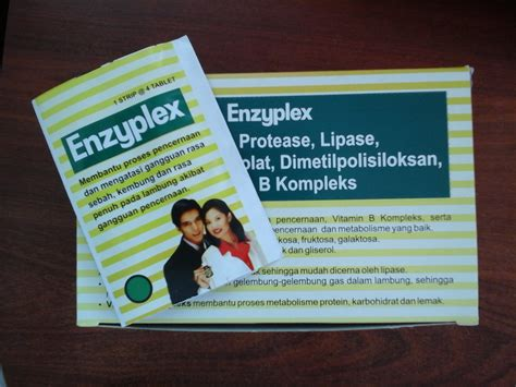 Obat Enzyplex obat enzyplex