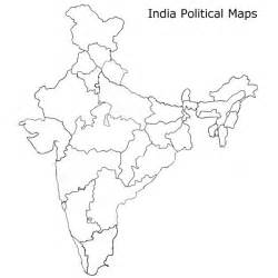 India Outline Map For Printing by Indian Political Map Free Indian Political Map Free Indian Political Map