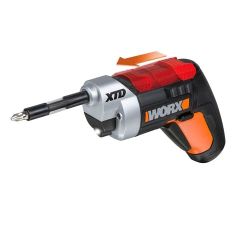 Black Decker 3 6v Lithium Offset worx 4 volt cordless xtd extended reach screwdriver wx252l