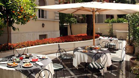 giardino di aranci roma hotel degli aranci roma sito ufficiale