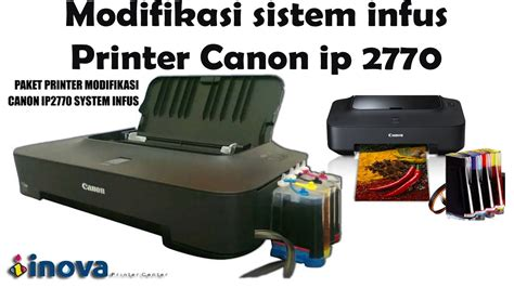 Printer Canon Ip 2770 Di Carrefour canon printer ip 2770 modifikasi infus