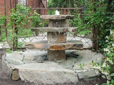 fountain for backyard diy backyard fountain fountain design ideas