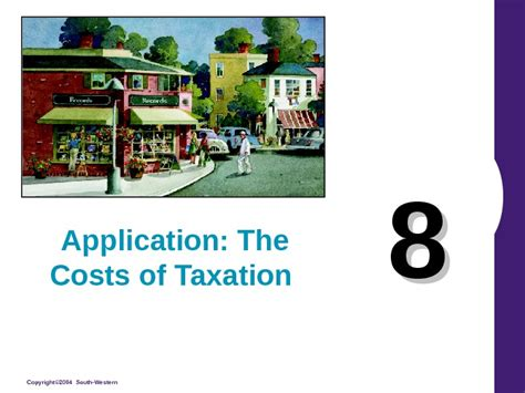 application the costs of taxation ppt video online download copyright 169 2004 south western 88 application the costs of