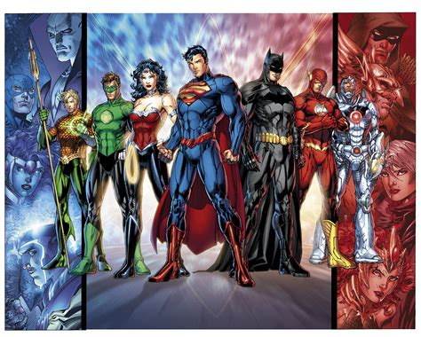 The New 52 How I Would Done It New 52 Justice League Comic