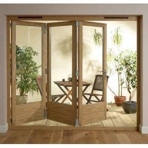 Tri Fold Glass Doors One Panel Like This For Door Doors Windows Tri Fold Doors And Porch