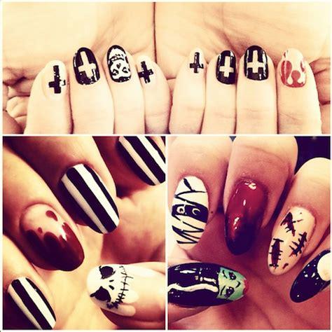 nail design instagram videos instagram roundup halloween nails lacquerous