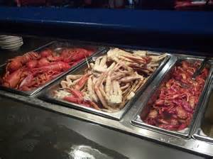 seafood buffet in branson mo lobster crab legs and crawdads oh my picture of