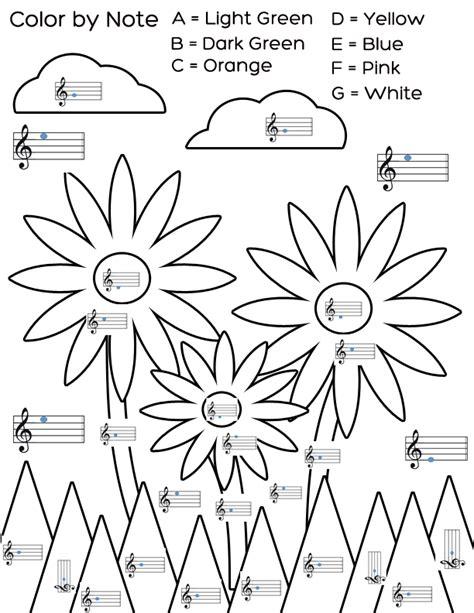 free piano theory coloring sheets piano with joy
