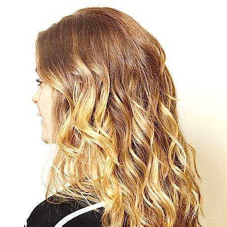 reverse ombre at home 2013 haircolor trends 4 easy at home techniques before