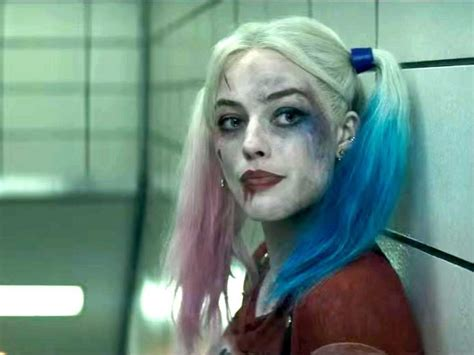 How Margot Robbie Became Harley Quinn In Suicide Squad Business Insider