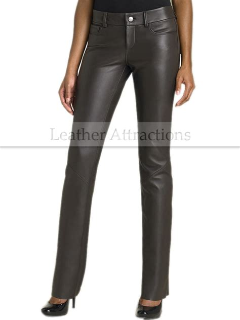 Leather Pants For Women Pant So What To Look For When Buying A Leather Sofa