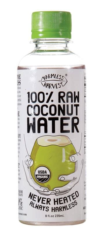Can You Put Coconut Water In With Your Detox Drinks by 6 Healthy Snacks To Keep Stashed At Your Desk