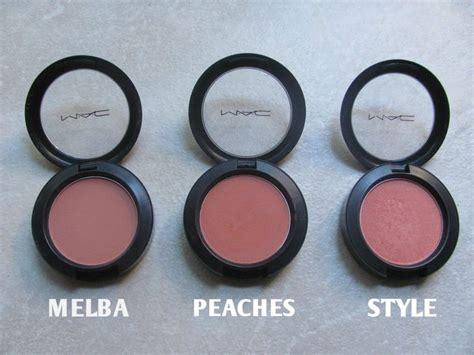 Mac Powder Blush mac powder blush review melba vs vs style