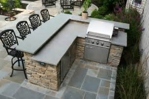 outdoor space grill bar