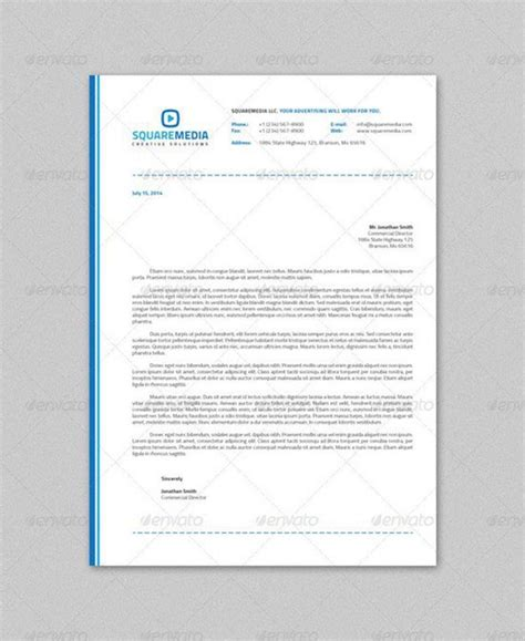 how to create a letterhead template 20 letterhead templates mockups that will save you time