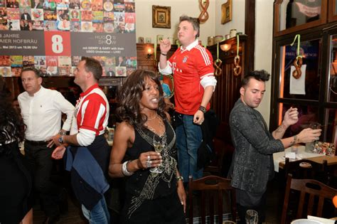 Celebrates Nylons 8th Anniversary by Bachmaier Hofbraeu Celebrates 8th Anniversary Zimbio