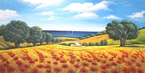 immagini quadri fiori quadri paesaggi moderni dipinti su tela