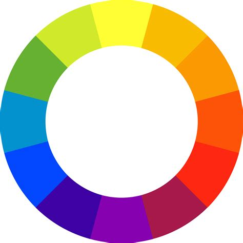 color theory basics choosing colors mgx mindshare